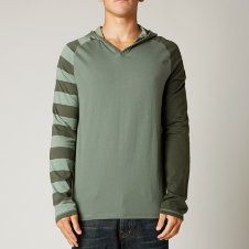 Fox Walden L/S Knit Hoody