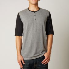 Fox Gamble Knit Tee