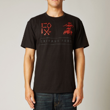 Fox Upward Strike s/s Premium Tee