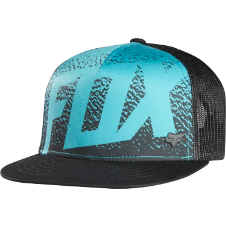 Fox Boys Overhead Fade Snapback Hat
