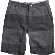 Fox Boys Essex Plaid Short