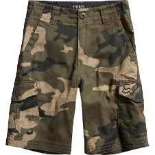 Fox Boys Slambozo Camo Cargo Short