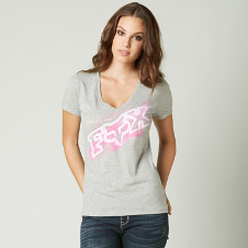 Fox Dusty 2 Vneck Tee