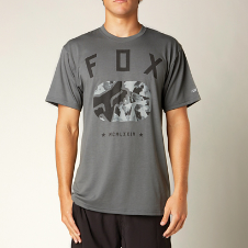 Fox Over Thrown S/S Tech Tee