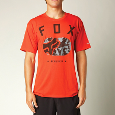 Fox Over Thrown S/S Tech Tee