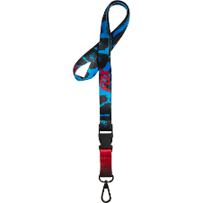 Fox Intent Lanyard