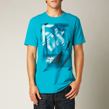 Fox Faster Blues S/S Premium Tee