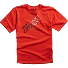 Fox Boys Shiver S/S Tee