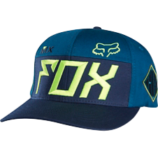 Fox Exhaust Flexfit Hat