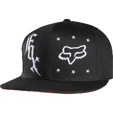 Fox Stamper Snapback Hat