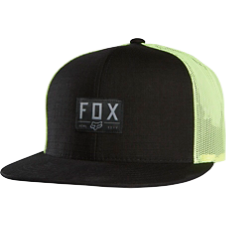 Fox Crouch Snapback Hat