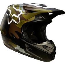 Fox V1 Camo LE Helmet