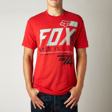 Fox Exhaust s/s Tee