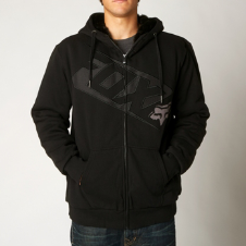 Fox Torched Sasquatch Zip Front Hoody
