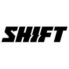 SHIFT Word Die Cut Sticker 4 in