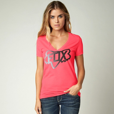 Fox Changing Vneck Tee