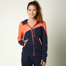 Fox Conserve Zip Hoody