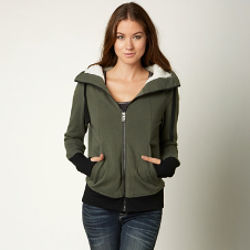 Fox Cliffhanger Sherpa Zip Hoody