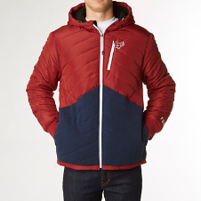 Fox Clicker Zip Hoody