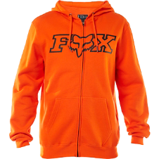 Fox Legacy F-Head-X Zip Front Hoody