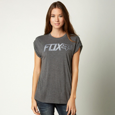 Fox Resource Crew Roll Tee