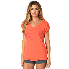Extent Vneck Roll Tee