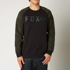 Fox Tresspass Camo Crew Pullover