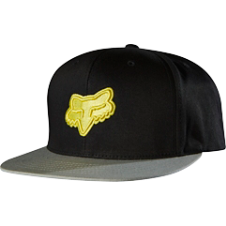 Fox Blocked Snapback Hat