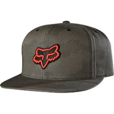 Fox Disaster Snapback Hat
