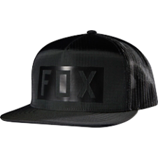 Fox Boxed Out Snapback Hat