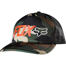 Fox Muddle Snapback Hat