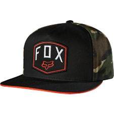Fox Waver Snapback Hat