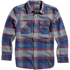 Fox Boys Jagger Flannel