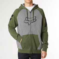 Heighten Zip Hoody