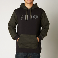 Fox Burnout Pullover Hoody