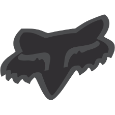 Foxhead Sticker 1.75 Inch