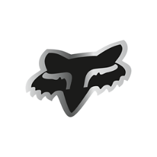 Fox Foxhead Sticker 7 Inch