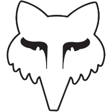 Fox Legacy Head Sticker 3.5 Inch