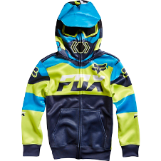 Boys Mako Full Zip Hoody