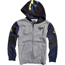 Fox Boys Trick Master Zip Hoody