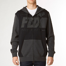 Clutch Zip Hoody