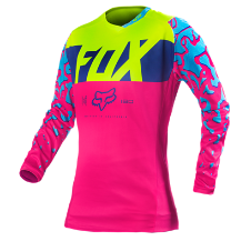 Fox Kids Girls 180 Jersey