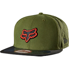 Fox Patrol 9Fifty Snapback Hat