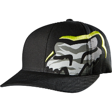 Fox Boys Glitched Flexfit Hat