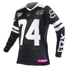 Fox Womens Switch Jersey