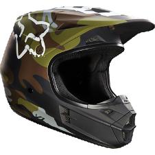 Fox V1 Camo Helmet