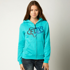 Changing Zip Hoody
