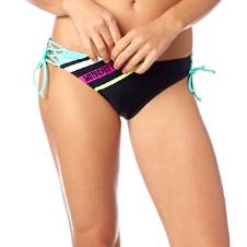 Motion Lace Up Bottom