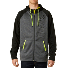 Off Road Zip Hoody