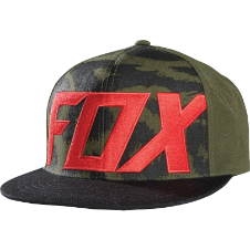 Fox Marz Limited Edition Snapback Hat